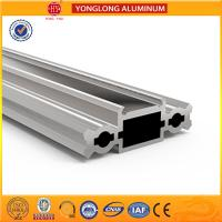 High Strength Aluminium Industrial Profile , Anodized Aluminium Extrusion Profiles Manufactures
