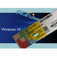 Original Windows 10 Professional License Key , Windows 10 Pro Key Code Manufactures