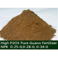 Energy Saving Organic Guano Seabird Fossilized Fertilizer High Phosphorus Manufactures