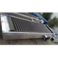 Self Cleaning Rotary Mechanical Bar Screen Good Separation Effect Available Manufactures