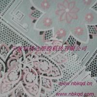 Environmental PVC Printing Shower Curtain Fabric, Wallpaper Manufactures