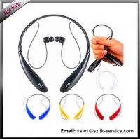 Factory WholesaleTone+ HBS-800 CSR 4.0 Stereo Bluetooth Headset Neckband Sport Bluetooth V4.0+EDR hbs 800 Earphone Manufactures