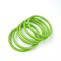Factory supplier colored fuel resistant nbr 70 material nitrile rubber o rings Manufactures