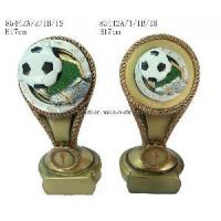 China Polyresin Soccer Awards for 2012 (85442A) on sale