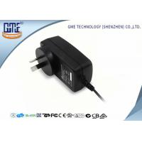 18 W CEC VI high Efficiency AU Plug 12V Power Adapter For TV Box Manufactures