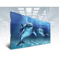 46 Inch HD One Key Splicing LCD Video Wall Display Samsung Ultra Narrow Bezel Manufactures