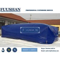 Quality FUUSHAN Pillow Water Storage Tank, Collapsible Storage Tank For Sale, PVC Rain Water Storage for sale