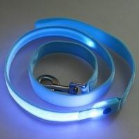 Orange LED Lighted Pet Lead Manufactures