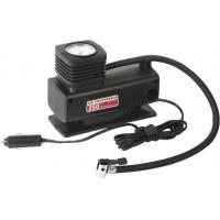 Plastic Black Handy Along The Journey DC12V Car Air Compressor For Different Tires Manufactures