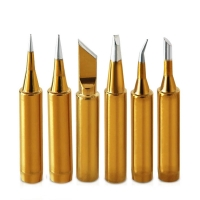 900M-T 60W 80W Oxygen Free  Soldering Irons Tips For 936 937 Station Manufactures