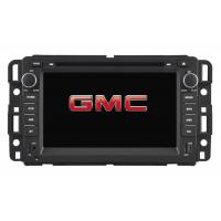 China Double Din All-in-One Android Normal Size Special Car DVD For 7 GMC with IPS HD Capacitive Screen 1G/2G and 16G/32G on sale