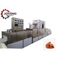 Microwave Duck Neck Defatting Food Thawing Machine Food Defroster Equipment Manufactures