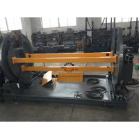 China Power Pole Machine Motorized Elevation Self Centering PLC Connection With Robot on sale