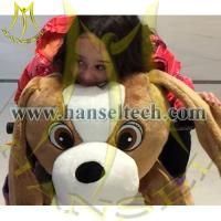 Hansel Coin Operated Motorized Bicycle Led Animal Motorized Animals Manufactures