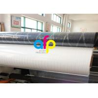 Transparent Holographic Bopp Lamination Film 26micron Standard / Customized Pattern Manufactures