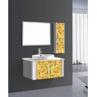 Stainless Steel Bathroom Cabinet (F-3156) Manufactures
