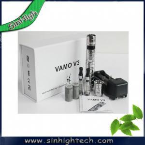 Christmas Day gift choice 2013 e cigarette vamo/vamo v3 mod can test atomizer