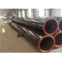 Construction Structure LSAW Steel Pipe , Cold Rolled Carbon Steel Line Pipe Manufactures