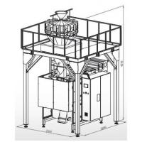 IMQL-W SERIES Quadseal Packaging Machine with Multihead Weig Manufactures