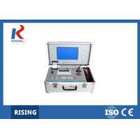 China RSCFT Cable Testing Equipment Dual Display and Dual Control 6kg Weight on sale