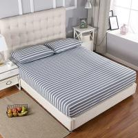 anti EMF silver fiber conductive earthing fitted sheet queen size Manufactures