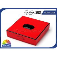 Pantone Color Printing Rigid Gift Box Cardboard Rigid Box Packaging With Brand Logo Manufactures