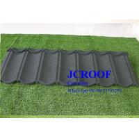18 Color Wood Grain Stone Coated Roofing Sheet Plain Roof Tiles Type Manufactures