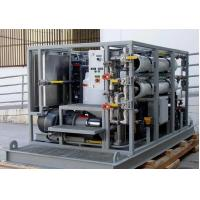 Customized Cruise Ship Seawater Desalination Machine With ISO / CE Certificate Manufactures