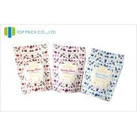 Resealable PET / AL / PE Standing Herbal Incense Bags with Custom Printing / Size Manufactures