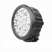 7 Inch Round Outdoor LED Flood Lights 8100LM High Lumen 90w Super Bright Manufactures