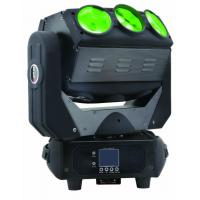 9 X 15 W RGBW LED Moving Head Light 4 in 1 Beam Effect Dimming Phantom Lights Manufactures