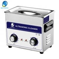Ultrasonic Printhead Cleaner , Ultrasound Bath Cleaner SUS304 Knob Control Manufactures