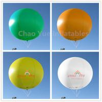 Colorful Helium Inflatable Balloon for advertising Manufactures