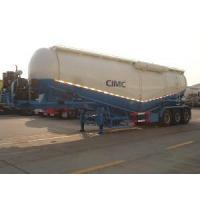 58m3 Cement Tanker Semi Trailer Manufactures