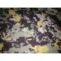 Professional Camouflage PE / EVA foam rubber sheets insole / outsole use Manufactures