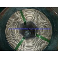 1.2mm Hard Surface Welding Wire AZ31B ZK60A AZ63 Easy Idendicication For Color Matching Manufactures