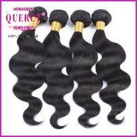 China NEW top sell 100% human best quality manufacturer virgin cheap natural Indian wholesale body wave hair on sale