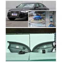 360 degree Car Backup Camera Systems With Four Cameras  For Audi A6L, Bird View Parking System
