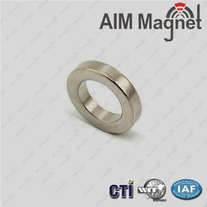 ring bonded neodymium magnet motor N35 Manufactures