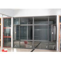 Impact Resistant Aluminum Glass Window , House Aluminium Sliding Windows Manufactures