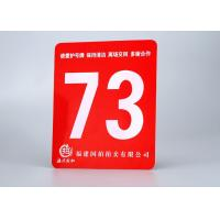 """ABS Rotary Engravable Plastic Sign Board Tamper Proof With Size 24""""X 48"""" Manufactures"""