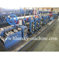 precision high frequency pipe welding line,tube mill Manufactures