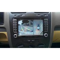 360 Degree Seamless  Bird View Car Backup Camera Systems , AVM Parking Guidance System For KIA SporTage Manufactures