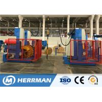 High Speed Steel Wire Winding Machine , Automatic Cable Winding Machine Manufactures