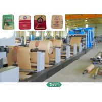 Five Shafted Paper Reel Racks with Auto Rectifiction Servo System Tuber machine Manufactures