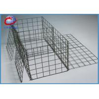 Quality Hot Dipped Galvanized Welded Gabion Box Gabion Baskets Retaining Wall for sale