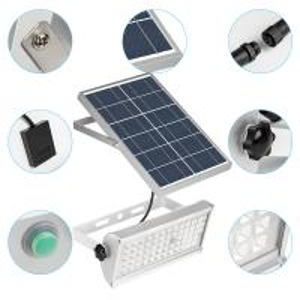China Outdoor Solar Panel LED Garden Lights / Solar LED Wall Light Residential on sale