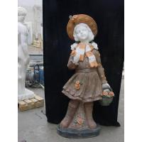 China Marble Carving Children on sale