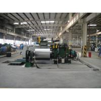 China Advanced Technology Cut To Length Line Machine 0.3-1.5x1300mm Customized Available on sale