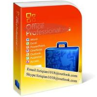 Best Price for   Office 2010 Professional Retail Box with DVD , 32Bit /64Bit,all language Manufactures